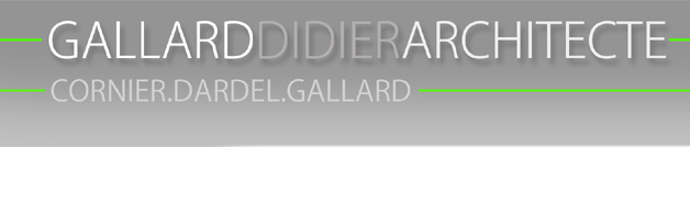 Didier Gallard Architecte