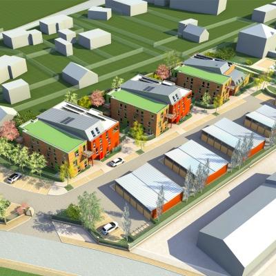 2011 auxerre avenue yver yonne 89 conception - Office auxerrois de l habitat auxerre ...
